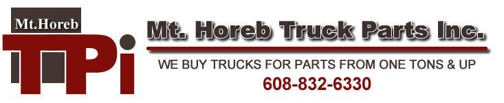Mt Horeb Truck Parts